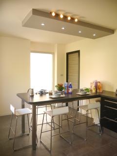 First Floor Kitchen Breakfast Bar