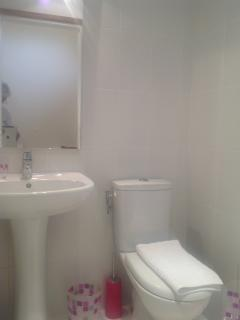 Bedrooms 1 - 3  all have an ensuite shower and toilet