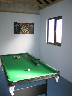 Snooker and Darts