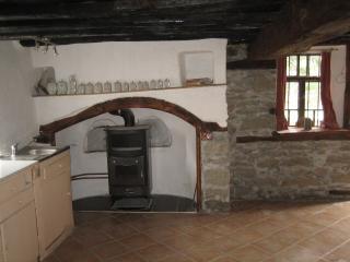 open plan kitchen,dinning, livingroom