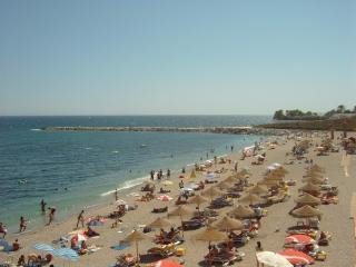 Torrequebrada beach