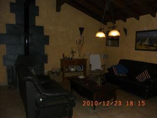 Casa Rural con chimenea en Tebar, Águilas