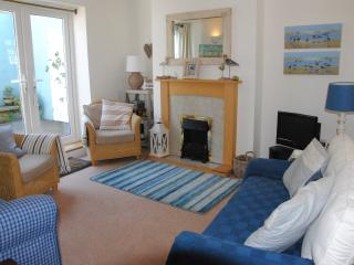 Sitting Room - York Cottage has a nautical flavour which is reflected in all the rooms