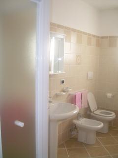 bagno con doccia 90x90