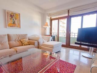 Maravilloso piso con vistas a la Playa de la Victo, Cádiz
