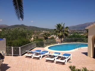Private Villa A/C WiFi Pool, Javea