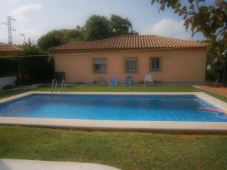 Casa con piscina privada para 12 personas, Chiclana de la Frontera