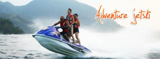 Jet Skis available near by