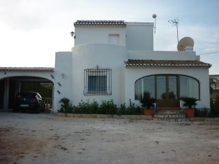 Chalet el Horreo Xabia Alicante(reserva Granadell), Javea