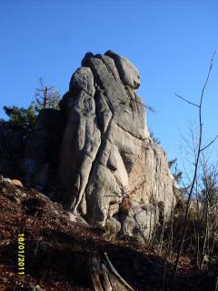rocks near Bermersbach