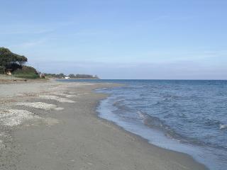 alba serena2 su la spiaggia