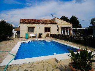 Villa Merlion, Las tres Calas, L'Ametlla de Mar