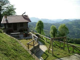 Cabaña en la montaña, Arriondas
