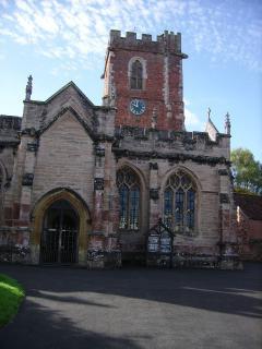 Saint Mary`s Norman Church