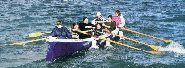 Swanage Gig Rowing Race