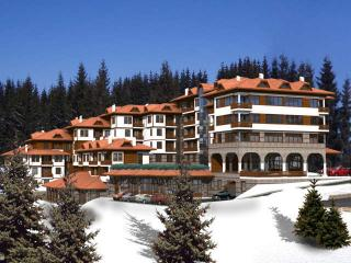 Perelik Palace - Apartment 625, Pamporovo