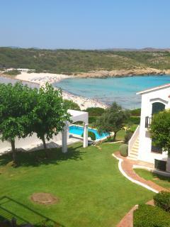 vistas al mar desde la terraza superior. Lovely sea views from upper big balcony