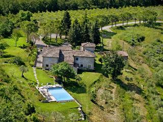 Villa Gaiole, Siena