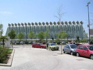 Campos Eliseos, Valencia, Valence