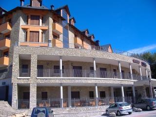 Apartamentos de 2/4 y 6/8 plazas en Panticosa
