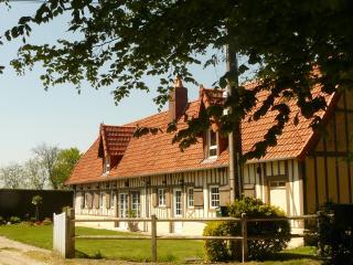 l'orée des prés, Ouville-la-Riviere