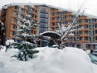 Ski apartment Borovets Bulgari, Borowez