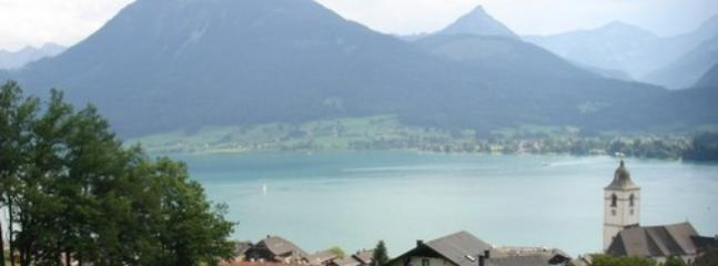 St Wolfgang and the Wolfgangsee