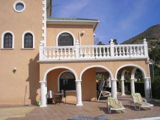 Villa & First Floor terrace