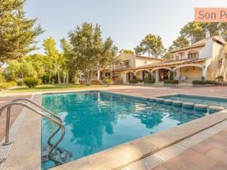 Casa para grupos rodeada de grandes jardines, Palma de Mallorca
