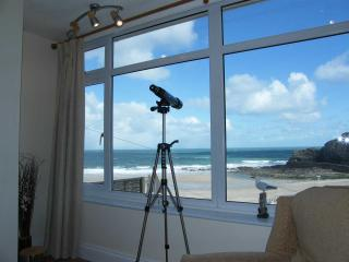 Sea Spray Unrivalled Views - 50 Yards from Portreath Beach