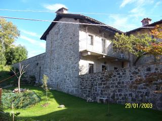 villetta rustica in granito, Verbania