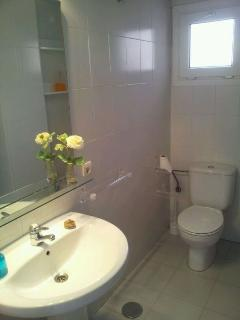 Baño planta baja con ducha