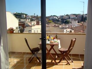 Apartment in a modernist village, Canet de Mar
