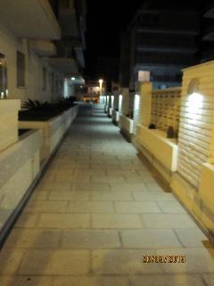 Entrada al edificio