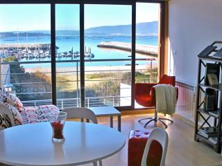 Apartment with sea views, Vilanova de Arousa