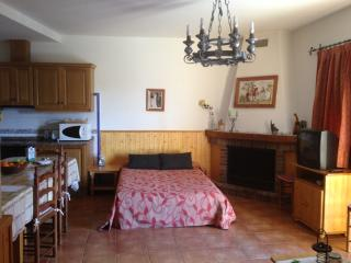 La Font de Baix. Un estudio a precio de una habitación., Orba