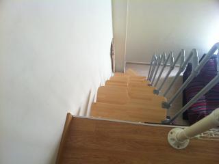 Escalera Habitación 1ª planta