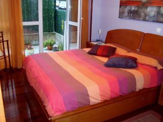 Dormitorio principal ( cama 1,50) con salida 2ª terraza