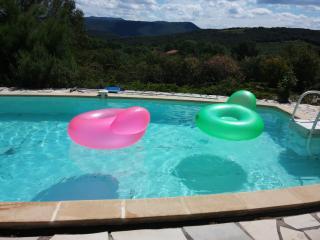 L'Allée des oliviers : Gîte * * * avec piscine, Le Bosc