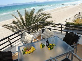 Beach apartment in Alcudia.bl, Port d'Alcudia