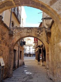 Arcos de entrada