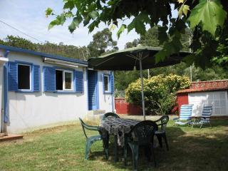 Casa con Jardin Playa Nerga Barra Cangas Pontevedra
