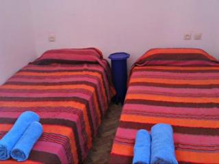 Dormitorio, 2 camas 90cm.