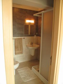 Large En-suite Shower Room