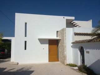 Villa con vistas al mar, juntó a la playa y Wifi