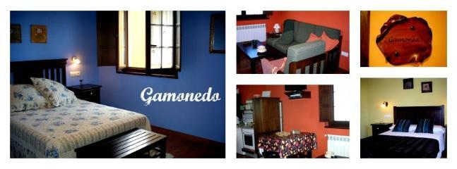 Apartamento Gamonedo 4/5 plazas