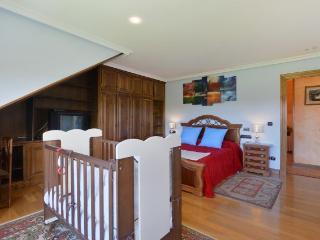 Dormitorio1 cama de 1,50 con cuna y baño completo