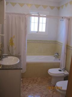 Baño del dormitorio de matrimonio