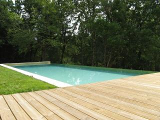 The fabulous horizonless pool