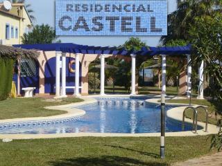 RESIDENCIAL CASTELL., Denia